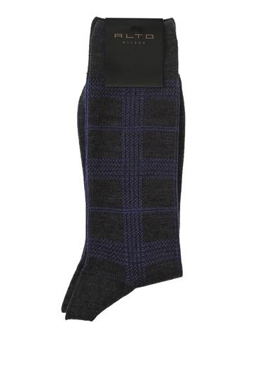 Alto Socks Çorap Gri